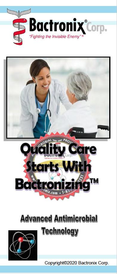 Disinfecting Nursing Homes - sanitizing for the elderly