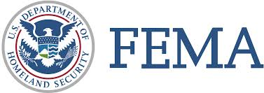 FEMA logo representing a partnership with mold testing company Bactronix, which services Pittsburgh, PA
