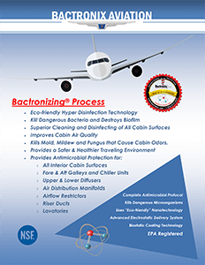 Bactronix Aviation Flyer